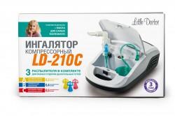 Ингалятор компрессионный, Литл доктор ld-210c